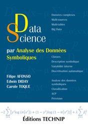 Data science par analyse des données symboliques