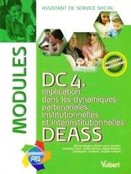 DC 4. Implication dans les dynamiques partenariales, institutionnelles et interinstitutionnelles DEASS