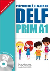 DELF PRIM A1 LIVRE ELEVE + CD