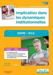 DEME - DC4. Implication dans les dynamiques institutionnelles - Modules