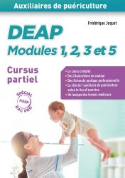 DEAP modules 1, 2, 3 et 5