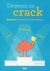 Devenez un crack - Boostez vos capacités d'apprentissage