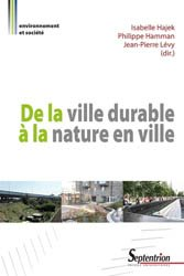 De la ville durable à la nature en ville