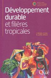 Développement durable et filières tropicales