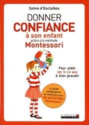 Développer la confiance de son enfant grâce à Montessori