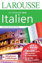 Dictionnaire mini italien