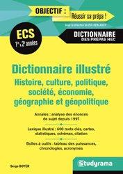 Dictionnaire Histoire, géographie, géopolitique du monde contemporain 1re et 2e années