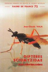 Diptères Sciomyzidae euro-méditerranéens