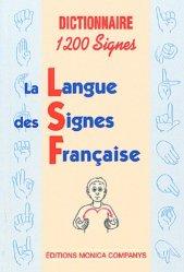 Dictionnaire LSF1200 signes