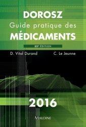 Dorosz 2016 - Guide pratique des médicaments