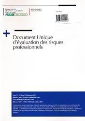Document unique métier : Viticulteur - Version 2016