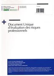 Document unique métier : Carreleur - Poseur carrelage - Version 2016