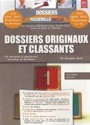 Dossiers originaux et classants