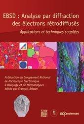 EBSD : Analyse par diffraction des électrons rétrodiffusés