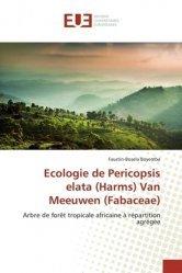 Ecologie de Pericopsis elata (Harms) Van Meeuwen (Fabaceae)