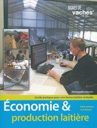 Economie et production laitière