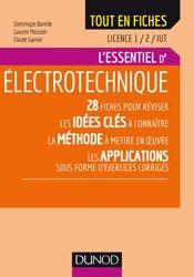Électrotechnique - Licence 1 et 2 - IUT
