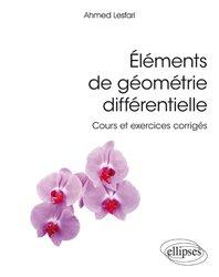 Eléments de géométrie différentielle