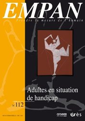 Empan 112 - adultes en situation de handicap