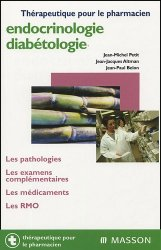 Endocrinologie diabétologie