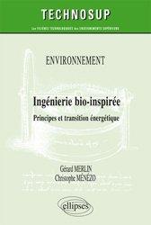 Environnement - Ingénierie bio-inspirée
