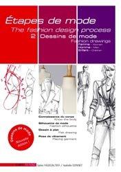 Etapes de mode - Volume 2 - Dessin de mode