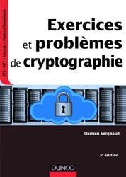 Exercices et problèmes de cryptographie
