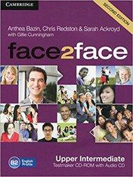 face2face, Upper Intermediate - Testmaker CD-ROM and Audio CD