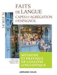 Faits de langue en espagnol