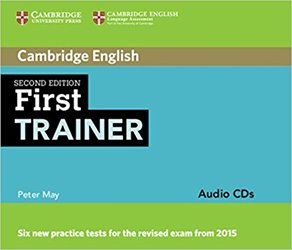 First Trainer - Audio CDs (3)