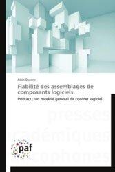 Fiabilité des assemblages de composants logiciels Fiabilité des assemblages de composants logiciels