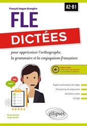 FLE DICTEES POUR APPRIVOISER FRANCAIS