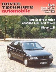 Ford Escort et Orion
