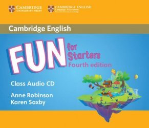 Fun for Starters - Class Audio CD