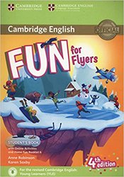 Fun for Flyers - Student's Book with Online Activities with Audio and Home Fun Booklet 6
