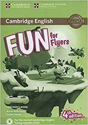 Fun for Flyers - Teacher's Book with Downloadable Audio