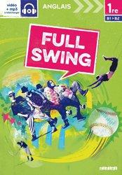 Full Swing 1re : Livre
