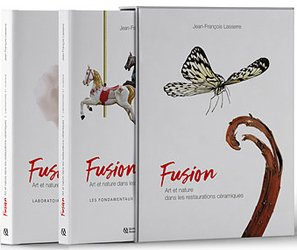 Fusion - Art et la nature dans les restaurations céramiques