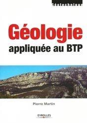 Géologie appliquée au BTP