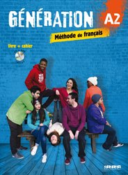 Génération 2 : Livre, Cahier, CD MP3 et DVD