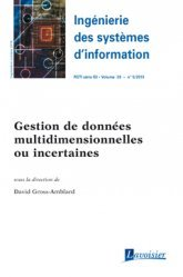 Gestion de données multidimensionnelles ou incertaines