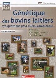 Génétique des bovins laitiers