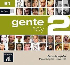 Gente Hoy 2 – Clé USB