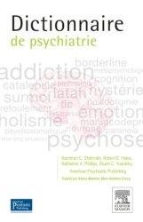 Glossaire de psychiatrie