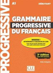 Grammaire progressive du français A1 débutant