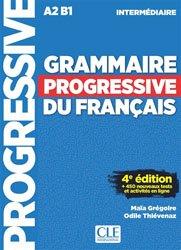 GRAMMAIRE PROGRESSIVE FRANCAIS NIVEAU INTER