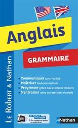 Grammaire de l'Anglais - Robert  Nathan