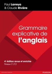 GRAMMAIRE EXPLICATIVE ANGLAIS 4ED