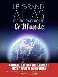 Grand atlas géographique Le Monde
