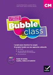 GUIDE BUBBLE CLASS ANGLAIS ECOLE 2018